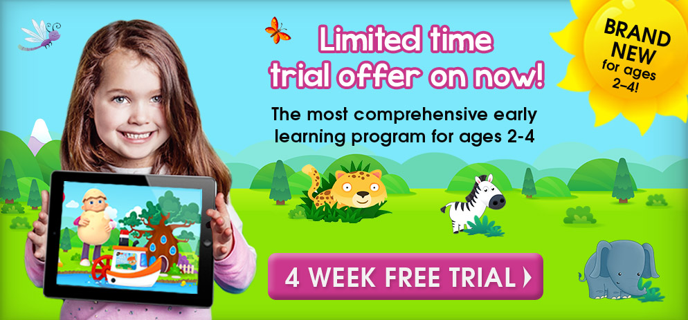 Limited time trial offer on now!